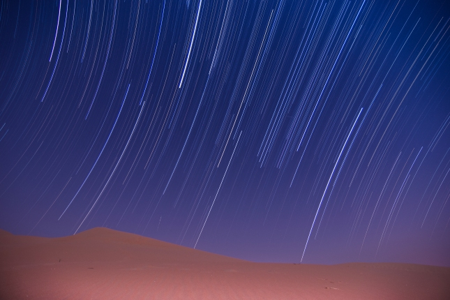 Liwa Star Trail